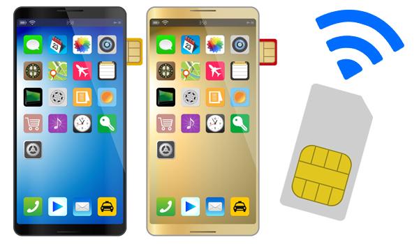 SIMカードの役割