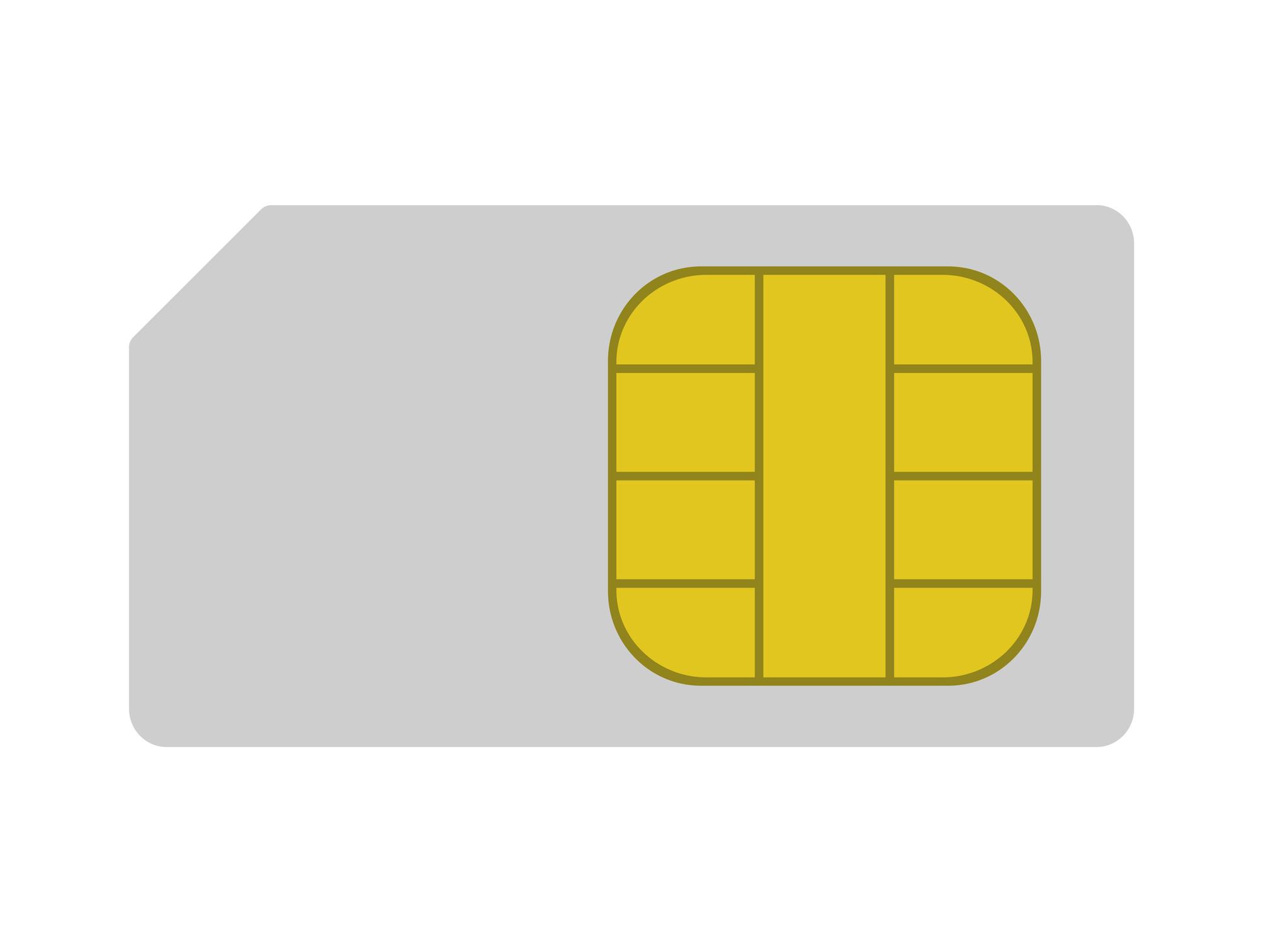 海外SIMカードイメージ